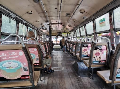 Bangkok Public Bus