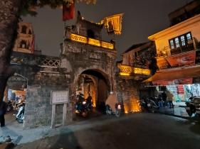 Hanoi Wall