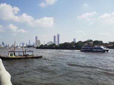 Bangkok: Chao Phraya River